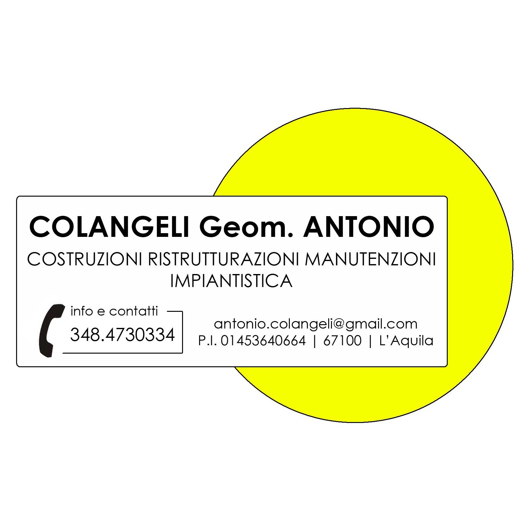 Geom. Antonio Colangeli